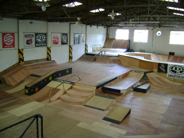 Drop Dead Skate Park