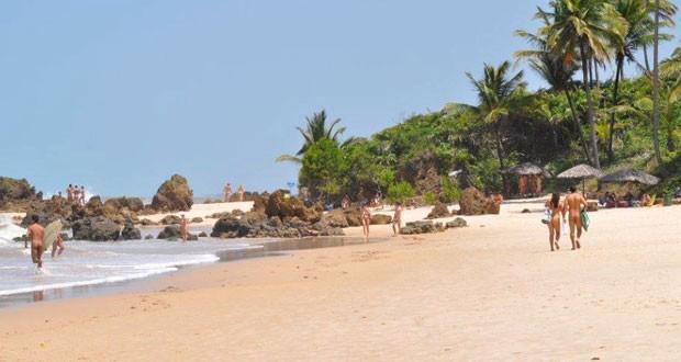 NUDISMO RIO DE JANEIRO: Praia de Abricó - RJ