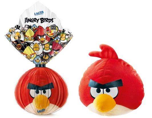 Ovo Angry Birds