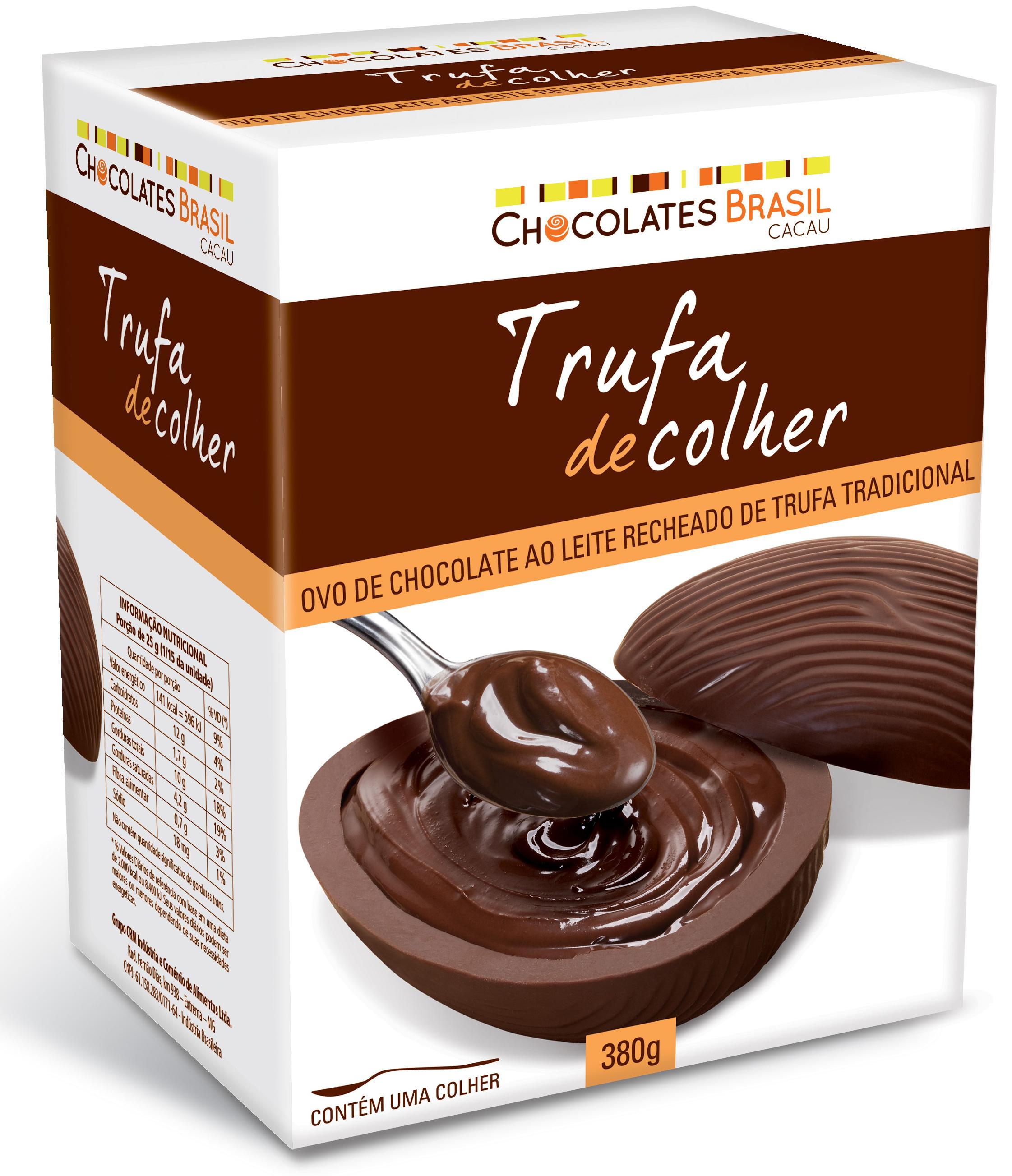Ovo Chocolates Brasil Cacau
