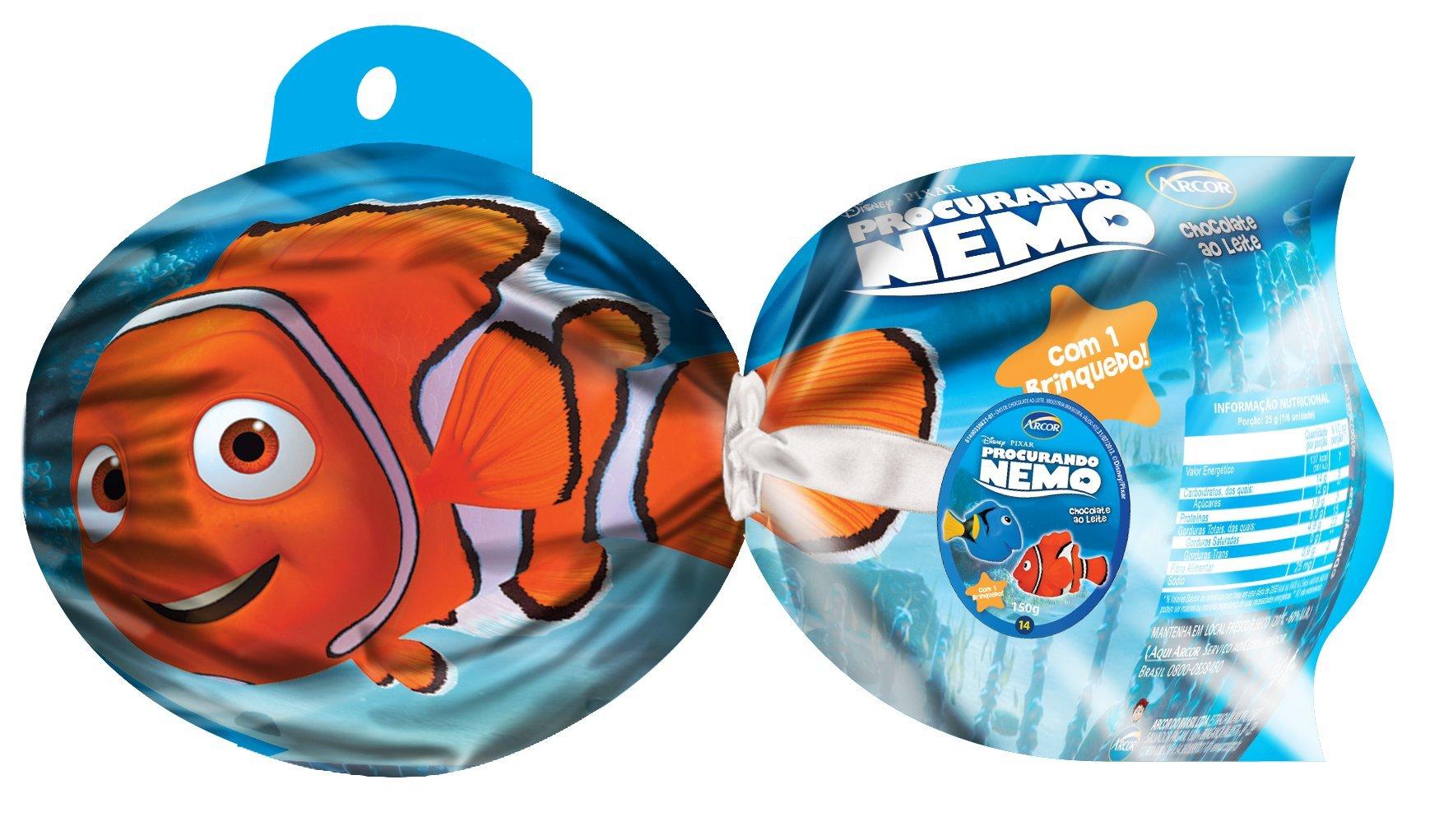 Ovo Procurando Nemo