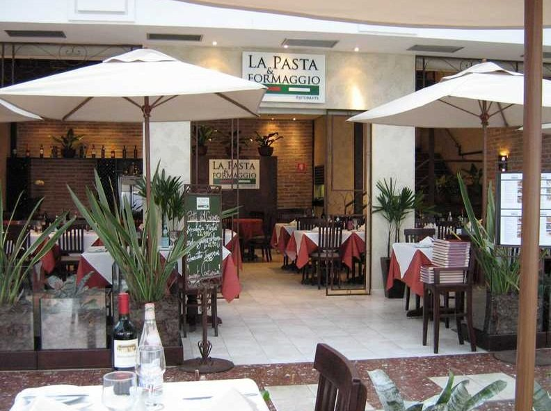 La Pasta & Formaggio - Shopping Eldorado