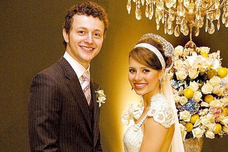 Casamento Sandy e Lucas Lima Créditos: Reprodução