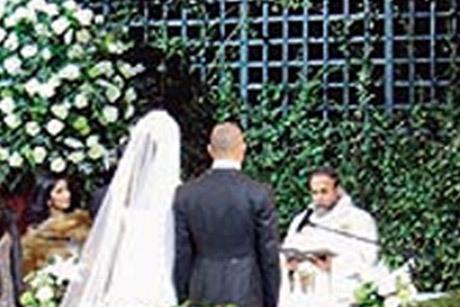 Casamento entre Ronaldo e Daniella Cicarelli durou pouco mais de dois meses e meio Créditos: Reprodução