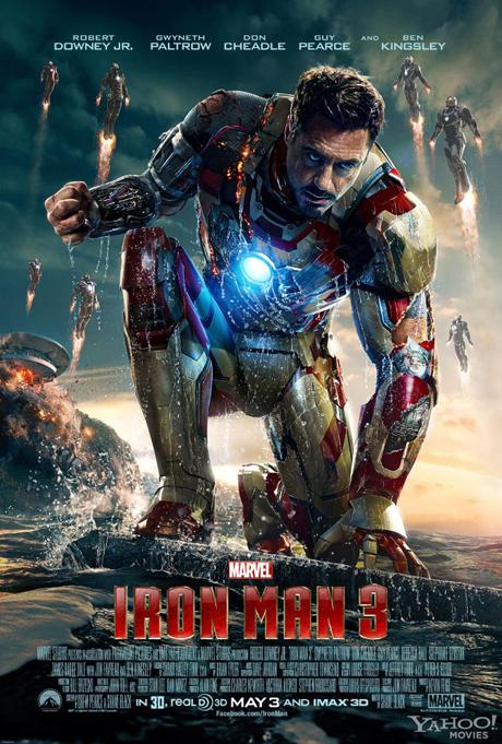 Poster Homem de Ferro 3