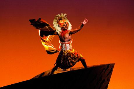 Rei Leão O Musical