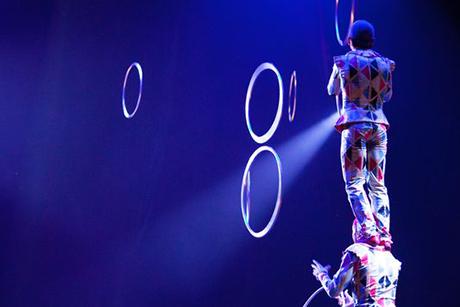 Juggling Corteo