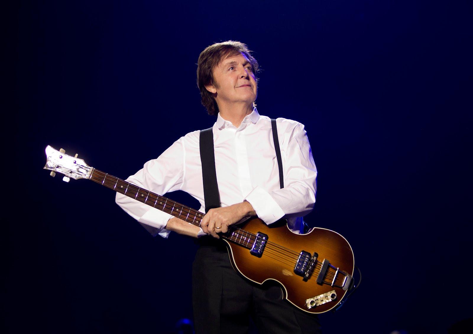 Na Cidade: Paul McCartney em Goiânia