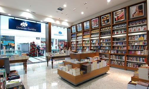 Livrarias Catarinense Megastore