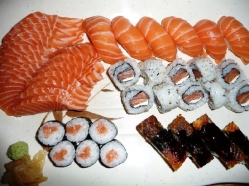 Sushi Roots - Centro