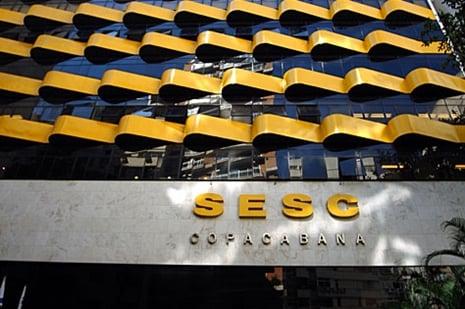 Teatro Sesc Copacabana