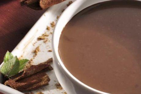 Sopa doce no Radisson