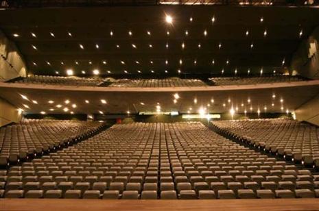 Teatro Guararapes - Olinda