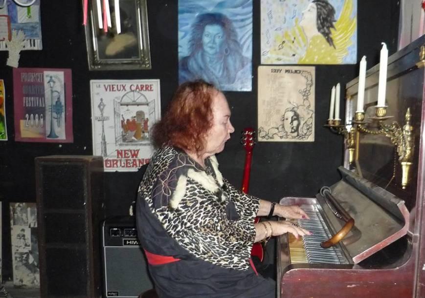 Casa da Diva do Jazz - Ivone Pacheco