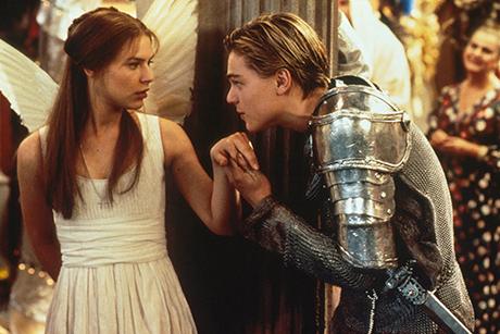 Claire Daves e Leonardo DiCaprio