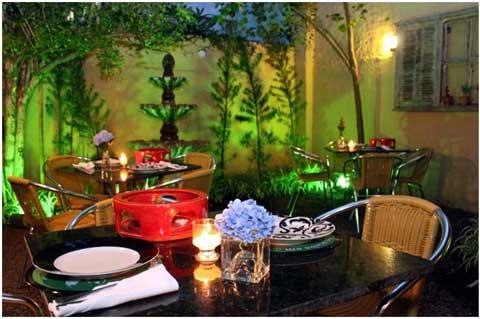 Restaurantes: Il Giardinetto
