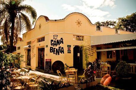 Bar CanaBenta em Curitiba