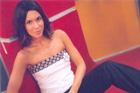 Sarah Oliveira, do Disk MTV