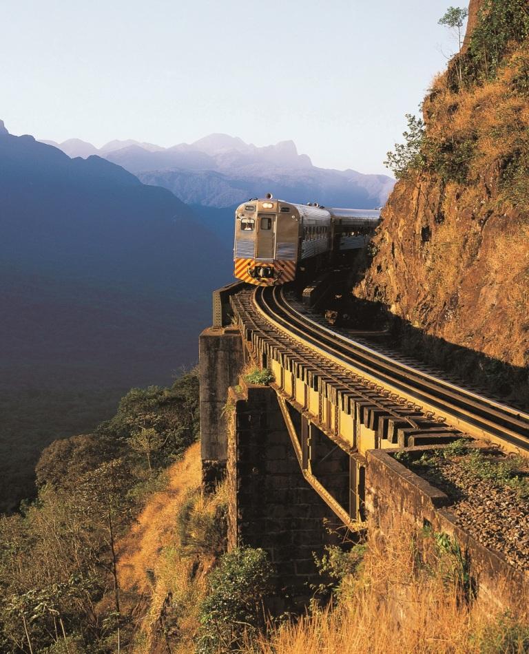 Na Cidade: Serra Verde Express