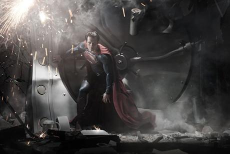 Imagem de Homem de Aço, de Zack Snyder