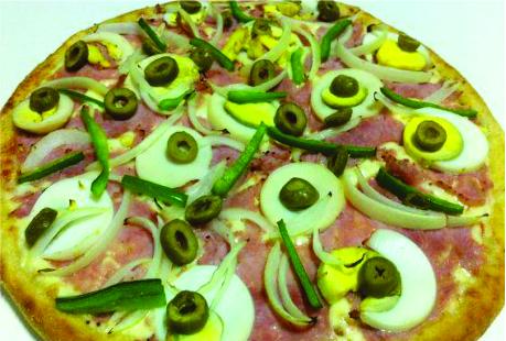 pizza da Flavor pizzaria