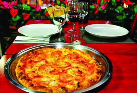 pizza da Giotto Pizzaria