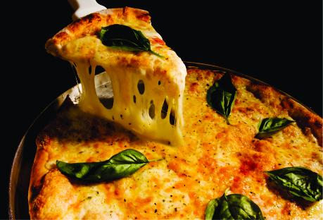 pizza da Dom Carmino
