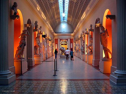 Museu Nacional de Belas Artes - MNBA