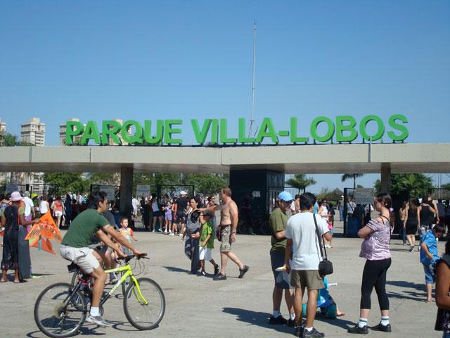 Orquidário Ruth Cardoso - Parque Villa Lobos