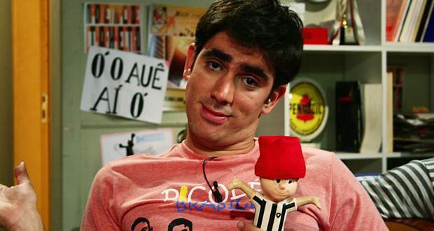 Marcelo Adnet, ex-humorista da MTV