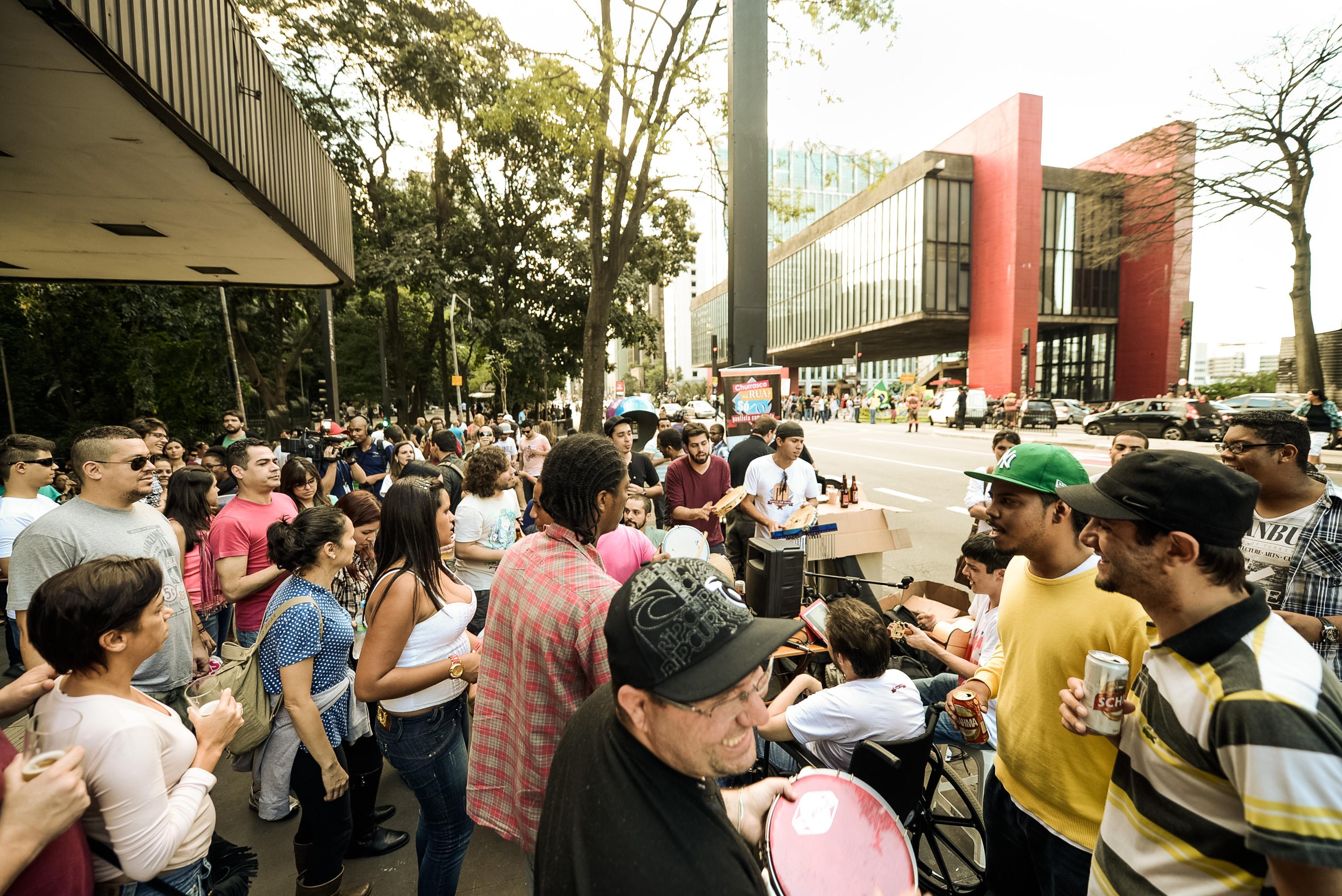 Na Cidade: Churrascada Mundial da Juventude