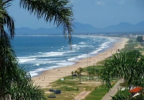 Praia do Brejatuba - Guaratuba