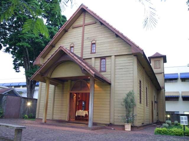 Capela Santa Cruz