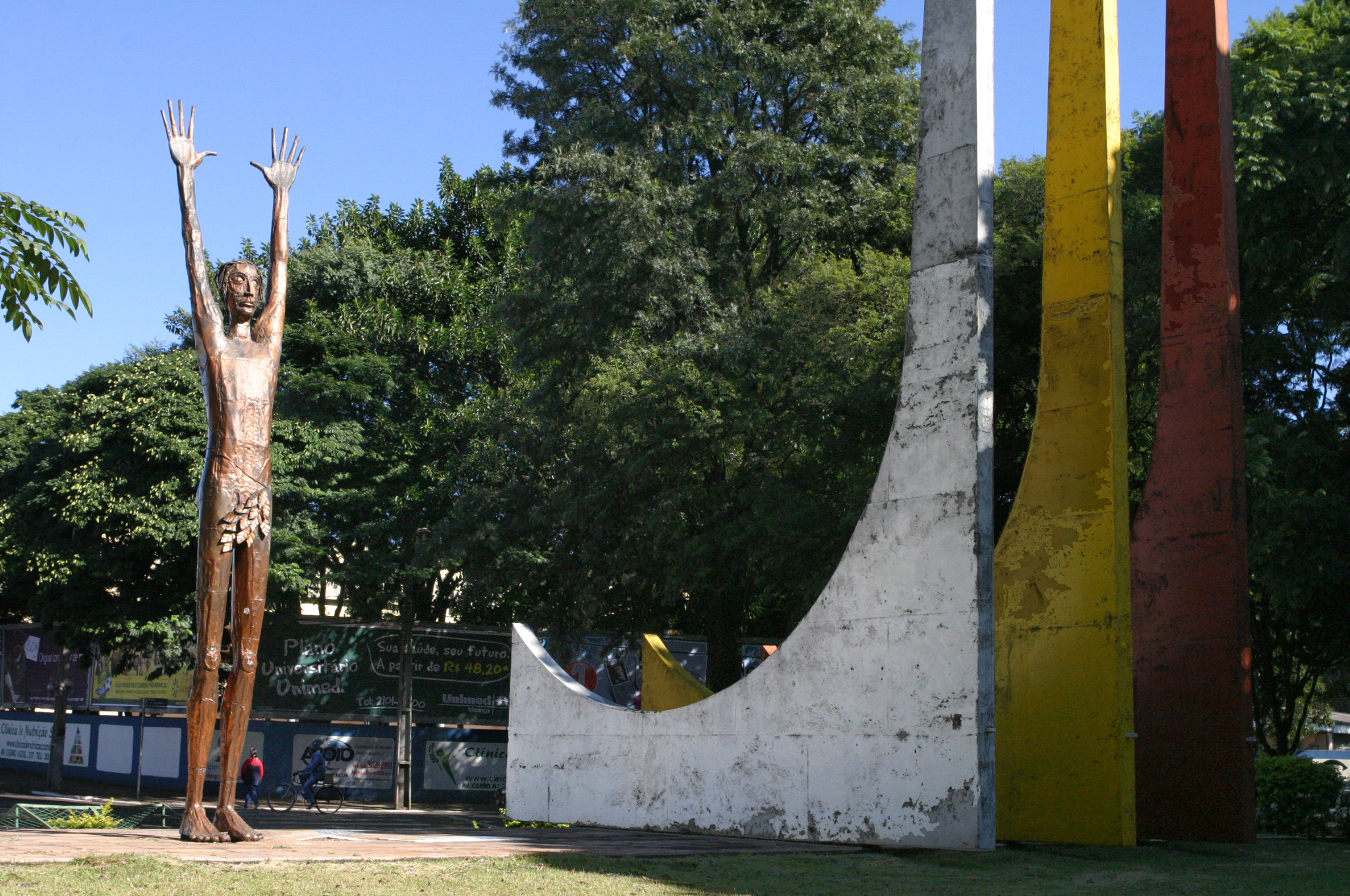 Monumento ao Desbravador