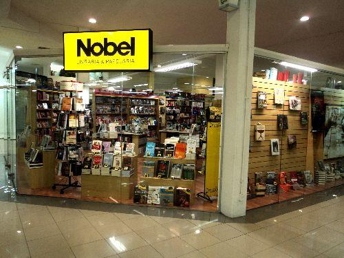 Livrarias Livraria Nobel Shopping Cidade - Curitiba - Guia