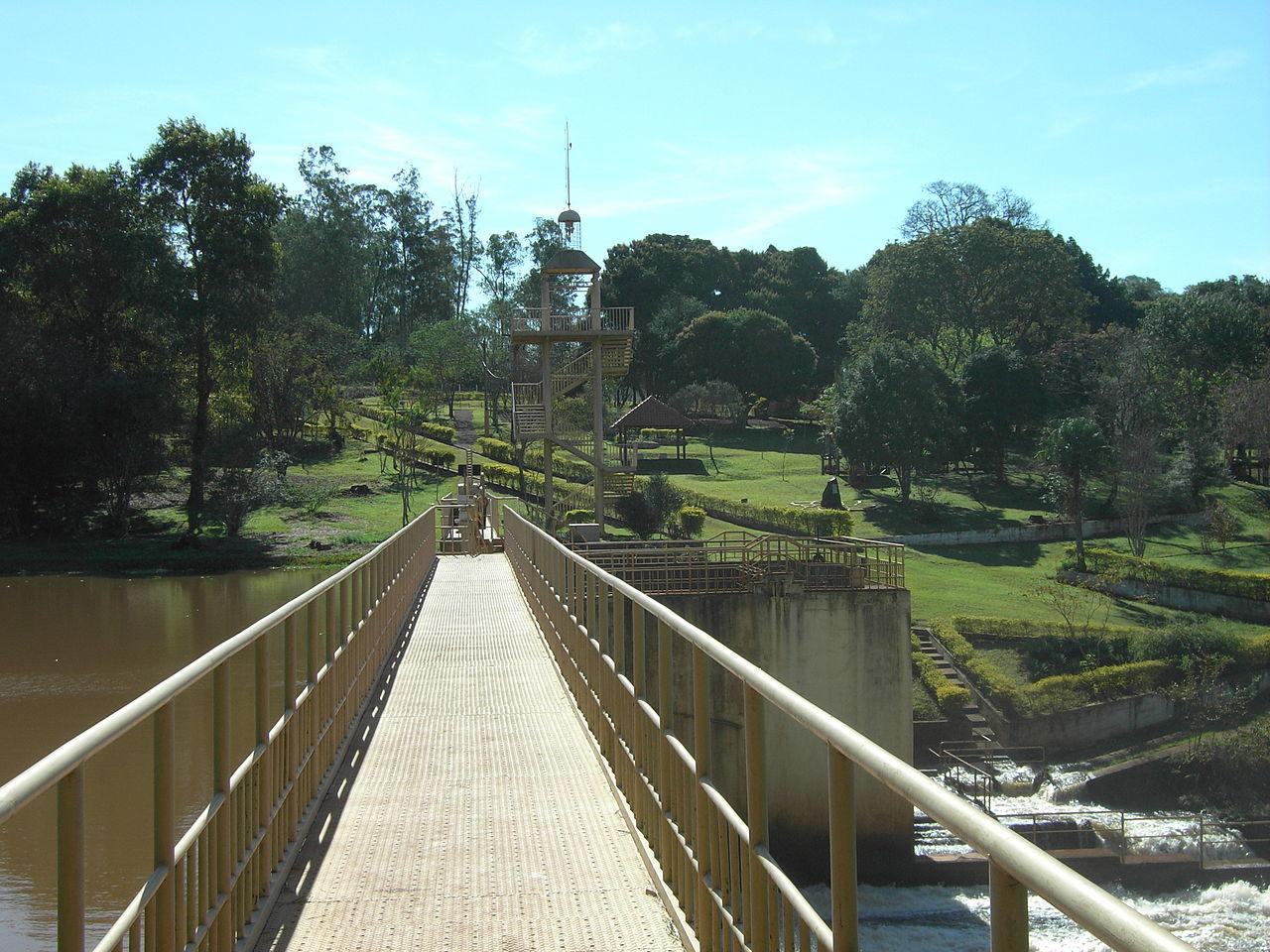 parques parque ecológico doutor daisaku ikeda londrina guia da