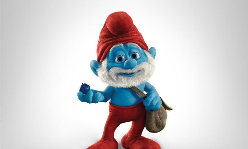 Papai Smurf (Jonathan Winters)