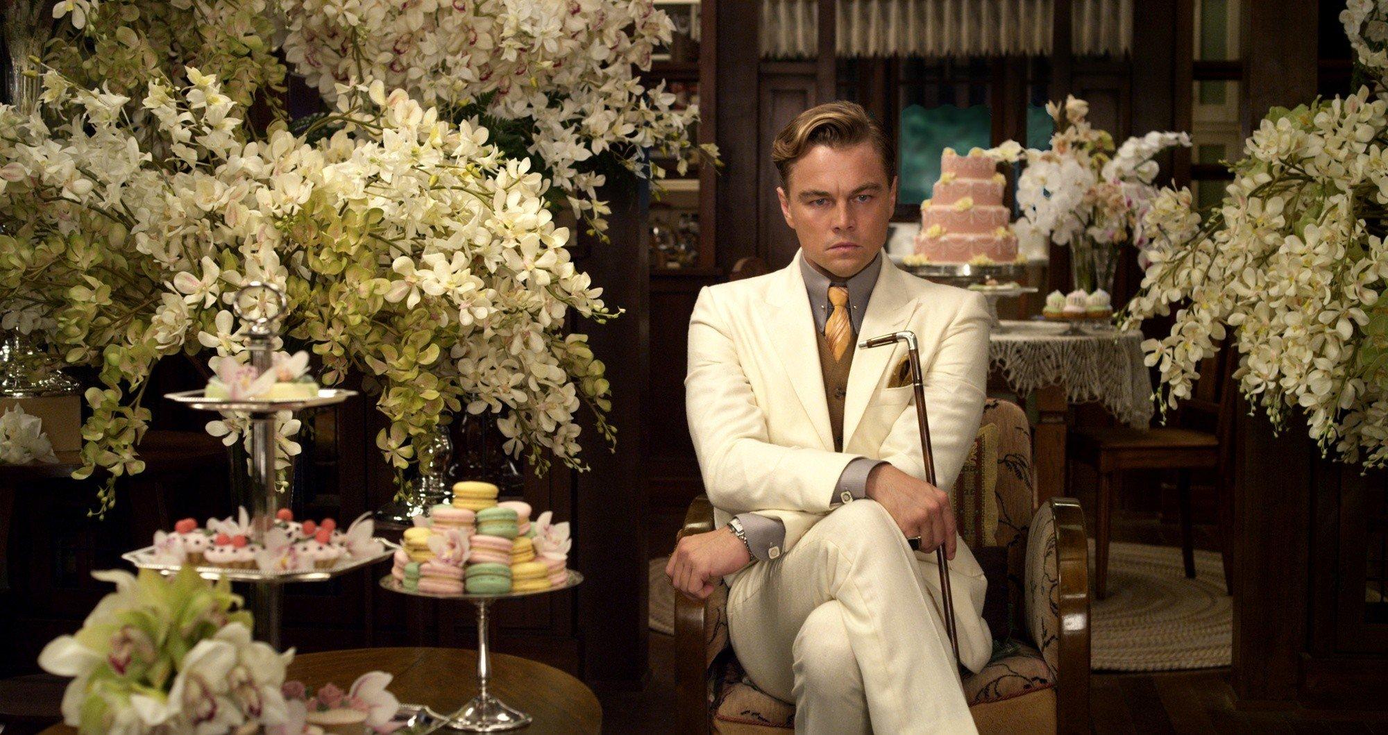 15º Lugar: Jay Gatsby