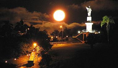 Viagens: Morro do Cristo - Guaratuba
