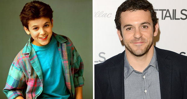 Fred Savage - Kevin Arnold