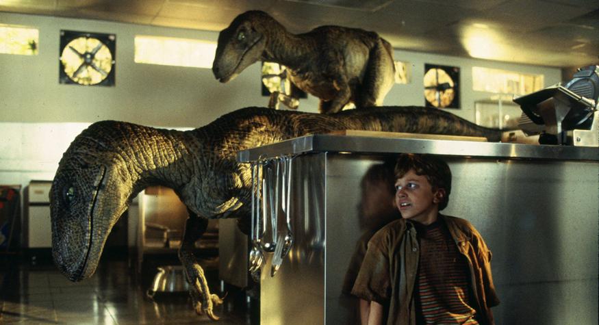 Jurassic Park, de Jurassic Park, de Steven Spielberg