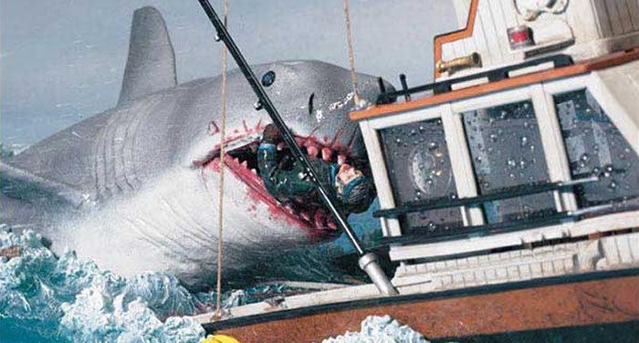 Tubarão, de Steven Spielberg