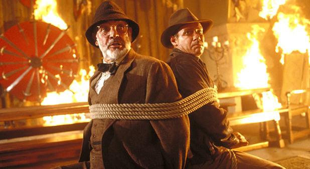 Indiana Jones, de Steven Spielberg