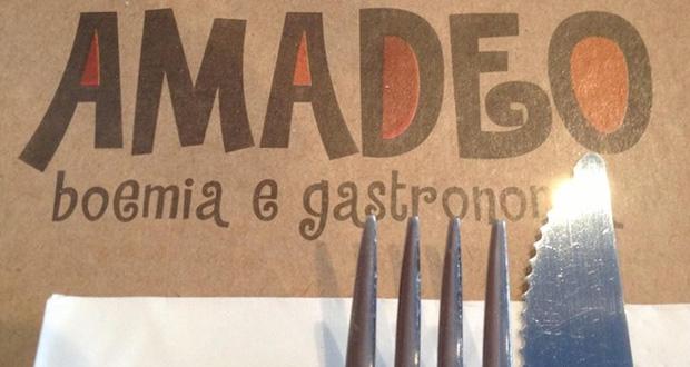 Amadeo Boemia e Gastronomia
