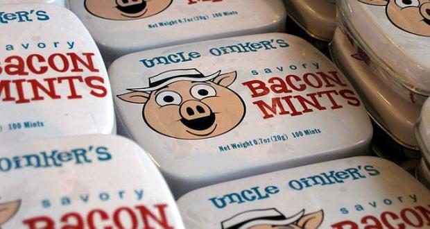 Bala de bacon