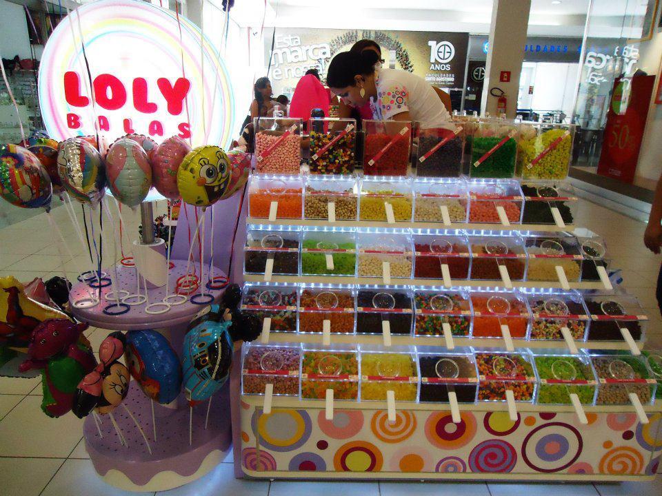Loly Balas - Shopping Total