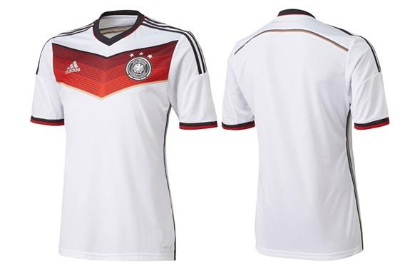 Camisas das seleções para a Copa do Mundo 2014 - Guia da Semana c2bf84cb16711