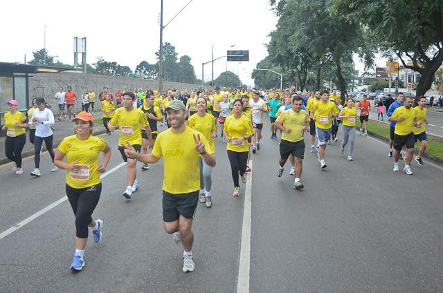 Na Cidade: Circuito das Estações 2014 Etapa Outono em Curitiba