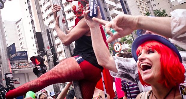 Viagens: Carnaval de rua vai virar lei em São Paulo
