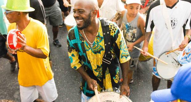 Viagens: Cordão Carnavalesco Kolombolo 2016